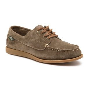 GS Bass ETTA LEATHER LACE-UP Loafers